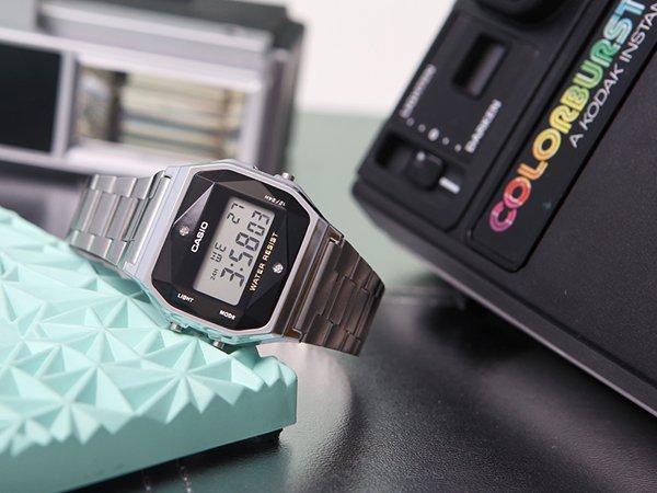 Bezobsługowość w zegarkach Casio