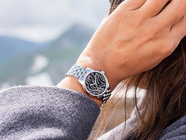 DS-8 Lady Chronograph Chronometr dla każdej damy