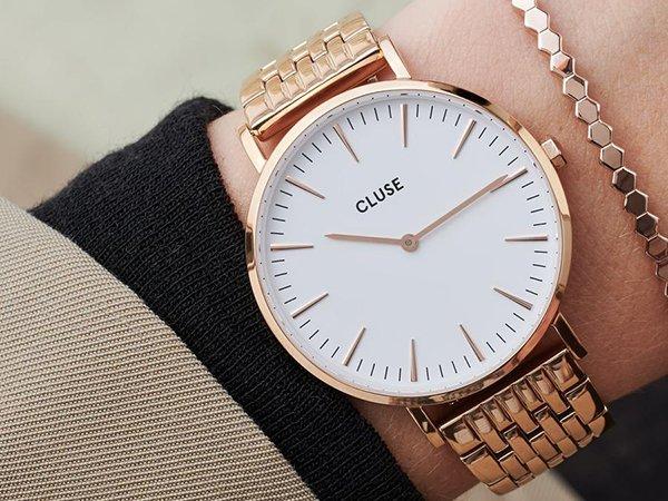 Modny zegarek Cluse pasujący do każdej stylizacji