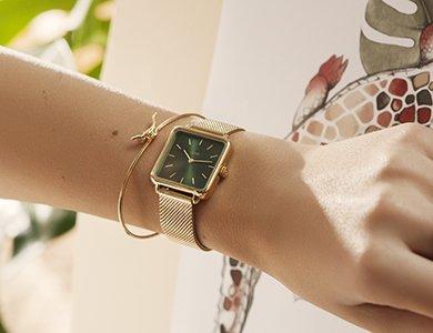 Powiew świeżości z nowymi zegarkami Cluse