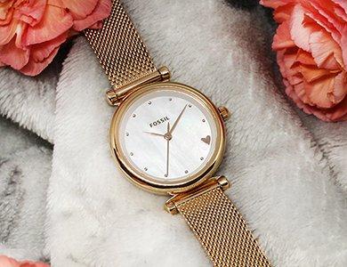 Jaki zegarek wybrać na prezent z okazji Dnia Kobiet?