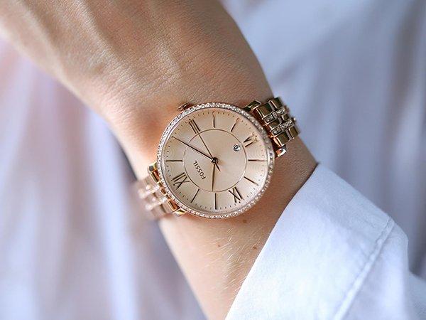 Kolorystyka zegarków Fossil nawet dla najwybredniejszych!