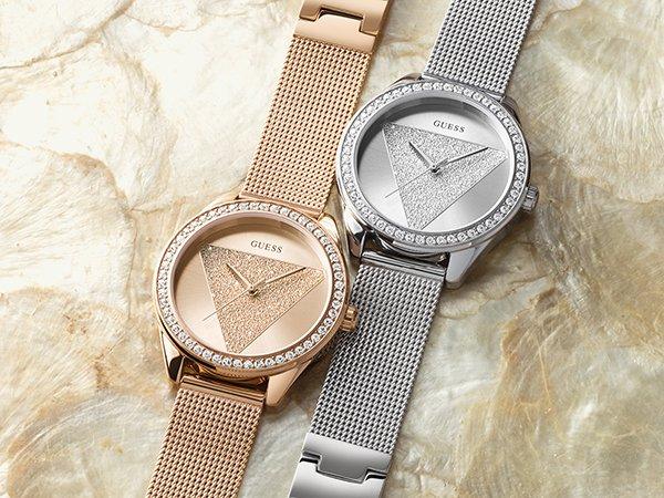 Biżuteryjne zegarki świąteczne dla dziewczyny od światowych domów mody