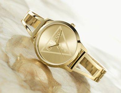 Guess – zegarki zaskakujące designem. Modele, które pozwolą Ci się wyróżnić