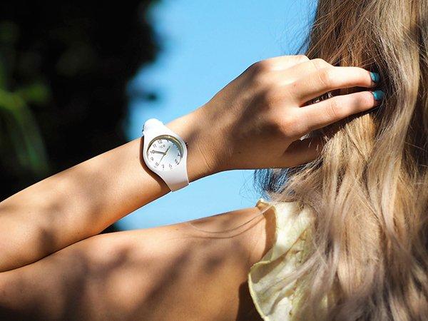 Odporna konstrukcja zegarków Ice Watch