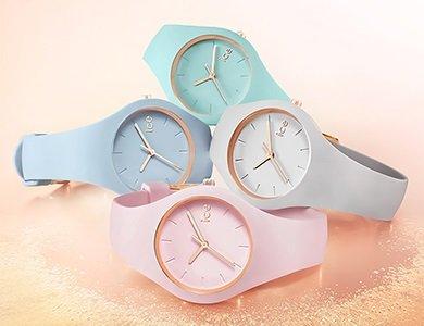 Kobiece zegarki ICE-Watch – najlepszą propozycją tej jesieni.