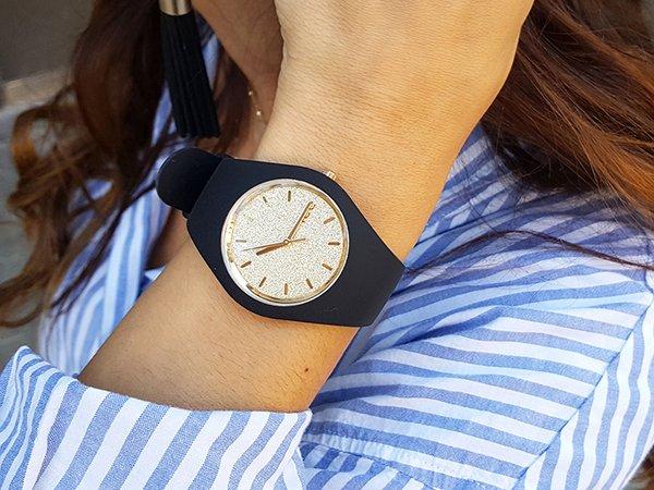 Blask zawsze w modzie z zegarkiem Ice Watch!