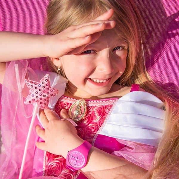 zegarek dla dziecka - dlaczego warto