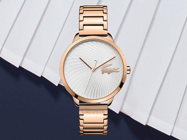Zegarki Lacoste na bransolecie klasycznej