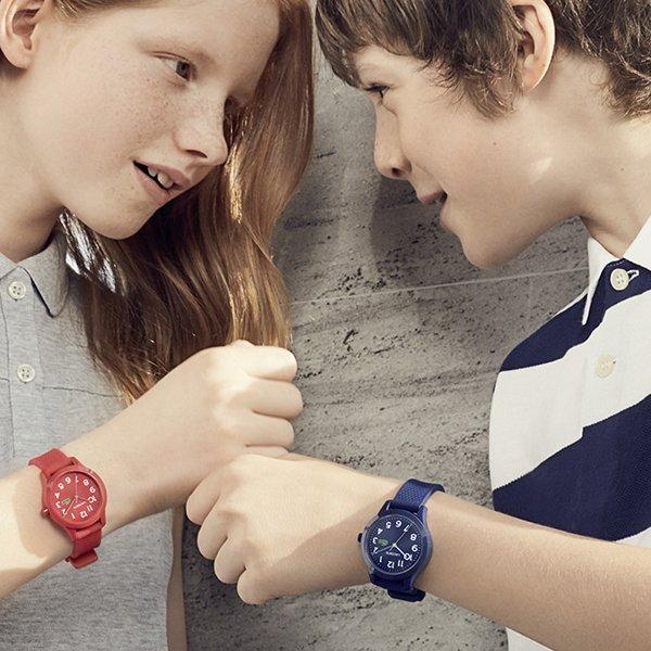 Wjakim wieku kupić pierwszy zegarek dzieciecy.