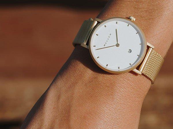 Klasyka we współczesnej formie z zegarkami Meller
