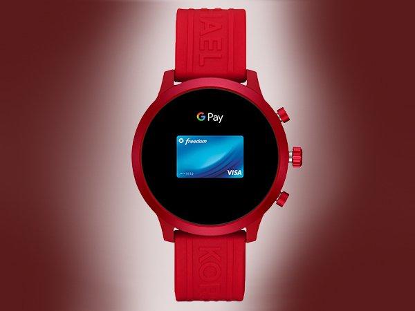 Jak płacić zegarkiem z NFC?