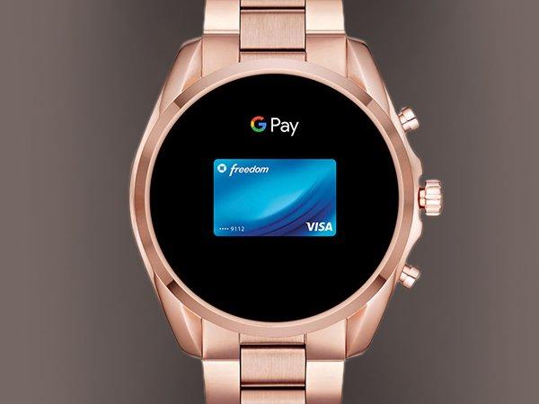 Smartwatche z możliwością płacenia