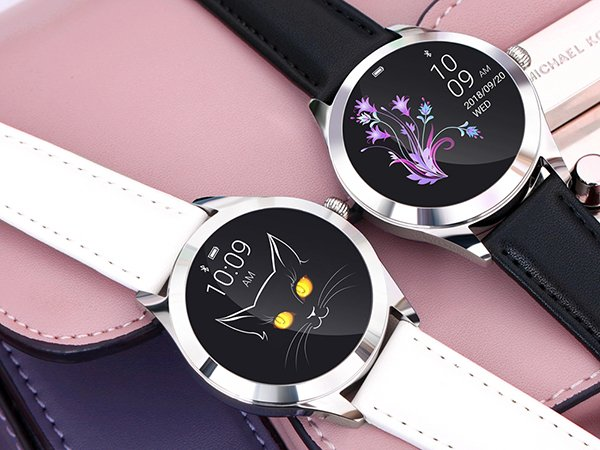 Zegarki sportowe Garett dla aktywnych kobiet!