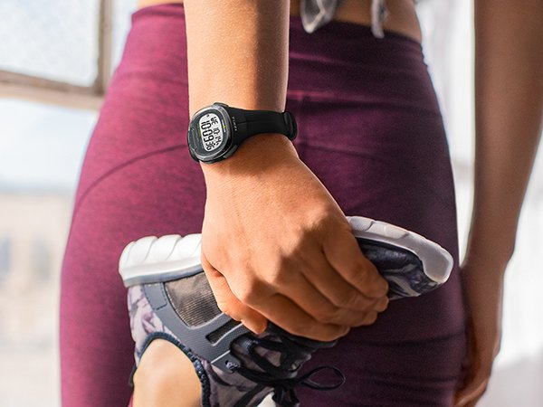 Stoper w zegarkach Timex