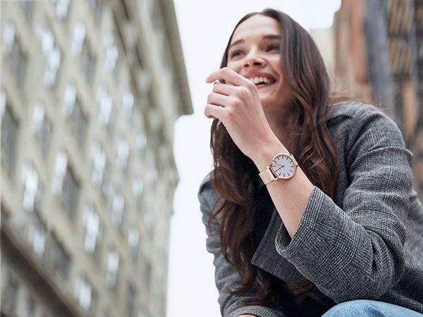 Wysoka jakość wykonania zegarków Timex