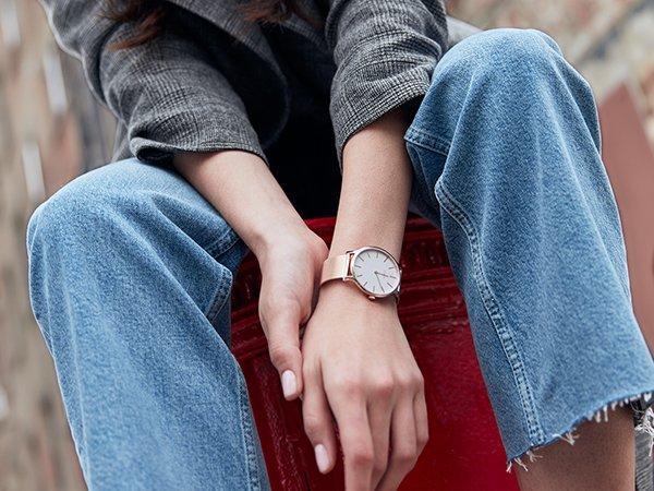 Timex Transcend- elegancja i minimalizm w jednym