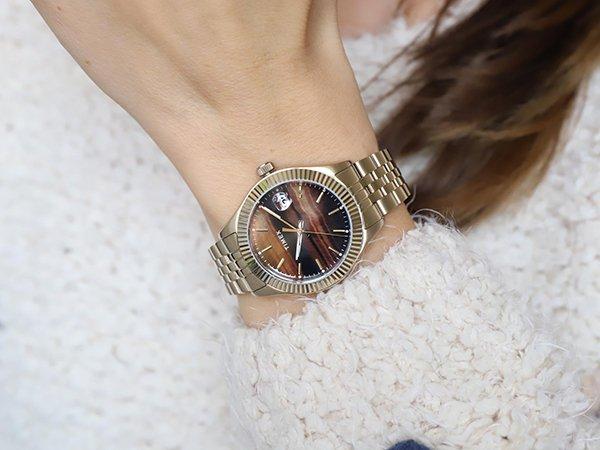 Stylowy zegarek Timex Waterbury