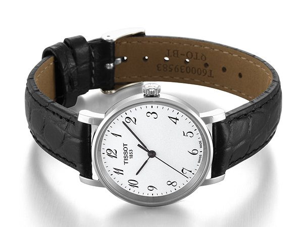 Szwajcarski zegarek dla babci