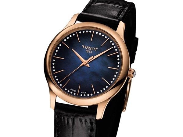 Dlaczego kupić zegarek Tissot Excellence Gold ?