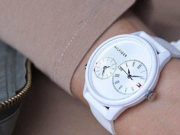 Zegarki Tommy Hilfiger damskie na pasku - idealne na każdą okazję