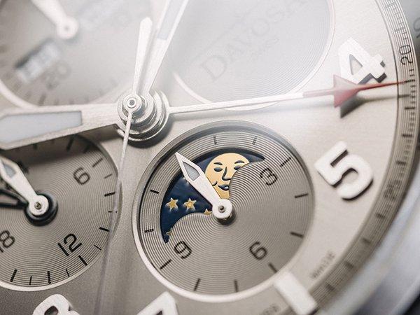 Zegarki Davosa - hołd dla legendy