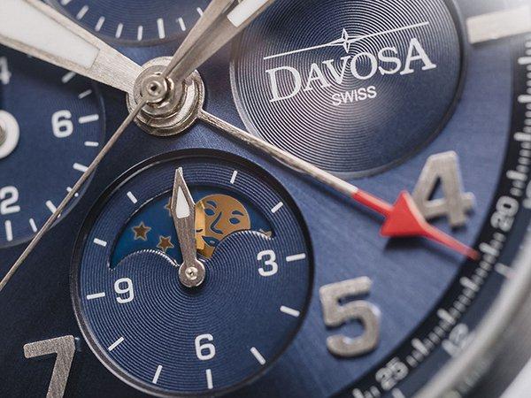 Zegarki Davosa - hołd dla legendy - Izaaka Netwona