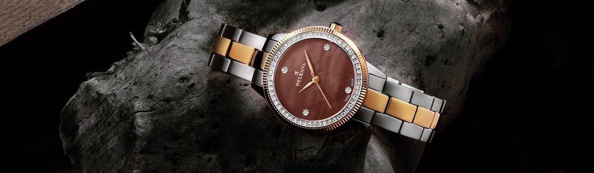 Damskie zegarki Delbana