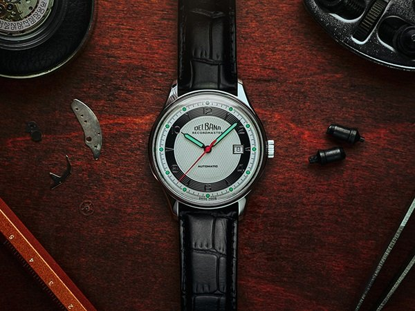 Zegarki Delbana na 90 rocznice istnienia