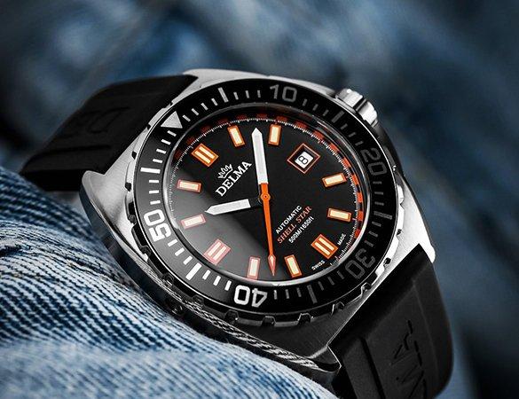Poznaj szwajcarskie zegarki Delma - nową markę w portfolio ZEGAREK.NET