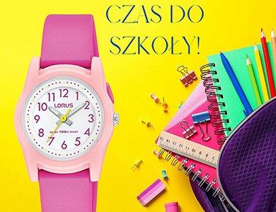 Pomysł na prezent dla pierwszoklasisty. 7 propozycji zegarków dziecięcych dla dziewczynek i chłopców