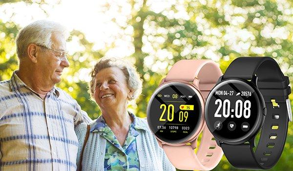 Jaki smartwatch dla seniora warto wybrać? Propozycje smart zegarków dla seniorów