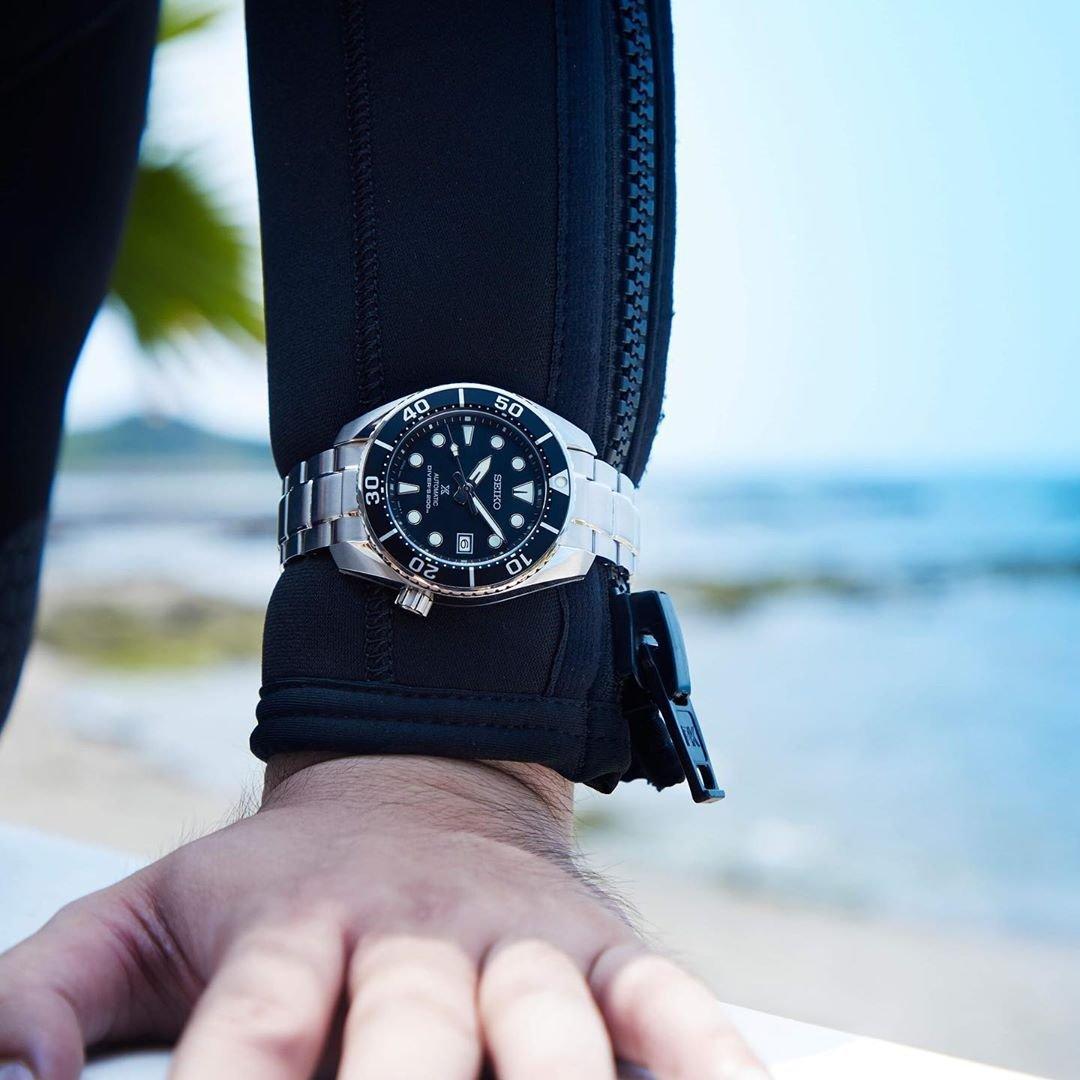 Zegarki stworzone do nurkowania Seiko