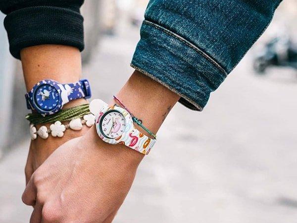 Modnie i na czas z zegarkami Doodle!
