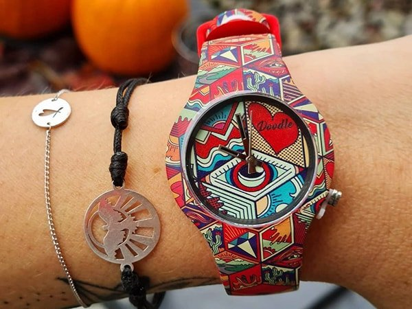 Zegarki Doodle dla tych, którzy chcą więcej