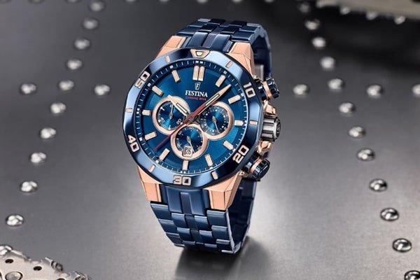 Jaki zegarek Chronograph wybrać?