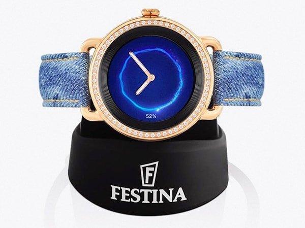 Funkcjonalny zegarek Festina Smratime