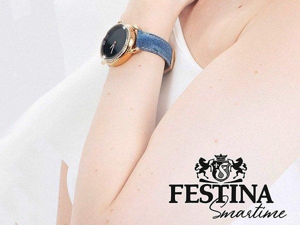 Zegarek Festina Smartime idealny dla kobiet dbających o zdrowie