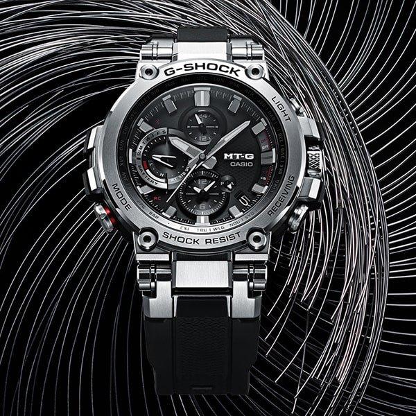 Zegarki G-SHOCK Exclusive - łatwość obsługi