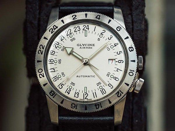 Szwajcarski zegarek Glycine Airman