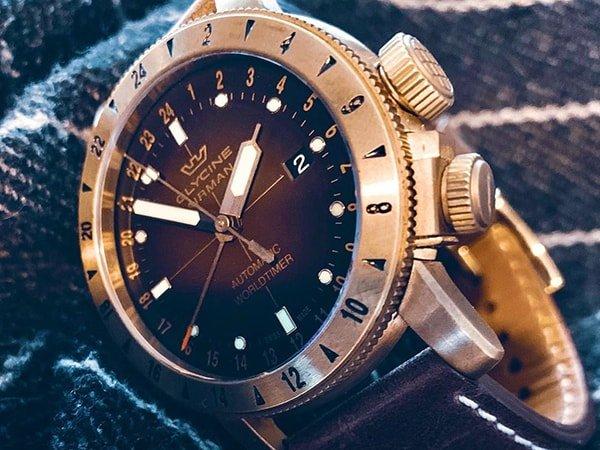 Niezwykły zegarek Glycine Airman