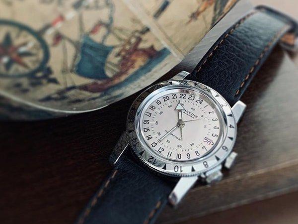Elegancki zegarek Glycine Airman stworzony przez pilotów