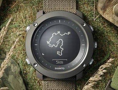 GPS w zegarku