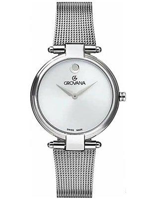 Zegarek Grovana na bransolecie mediolańskiej