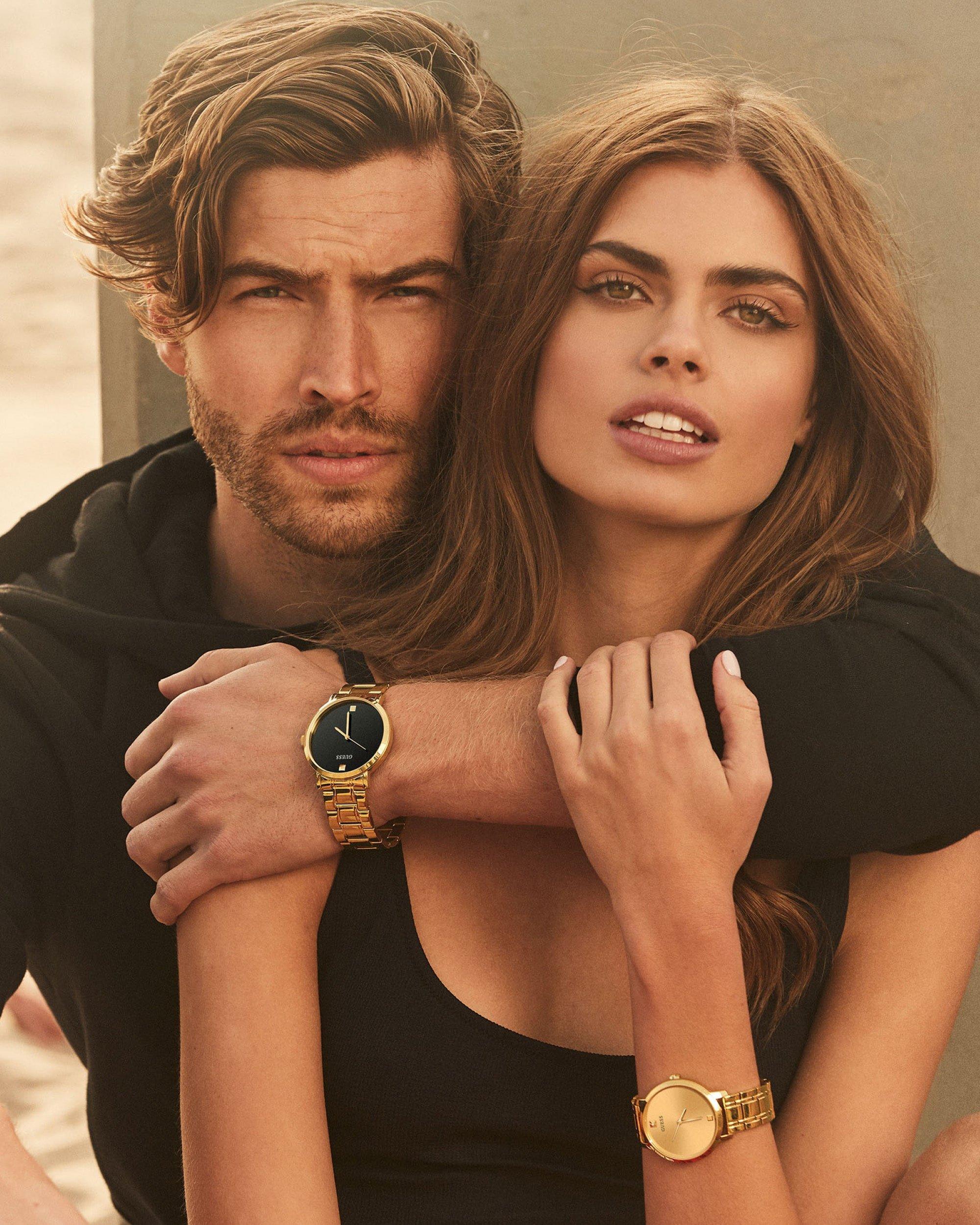 Zegarki Guess dla niej i dla niego