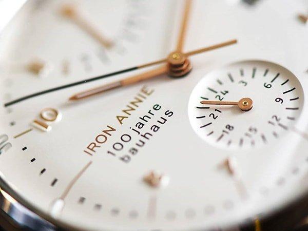 Zegarki Iron Annie Bauhaus — dbałość o najmniejszy szczegół i najwyższą jakość