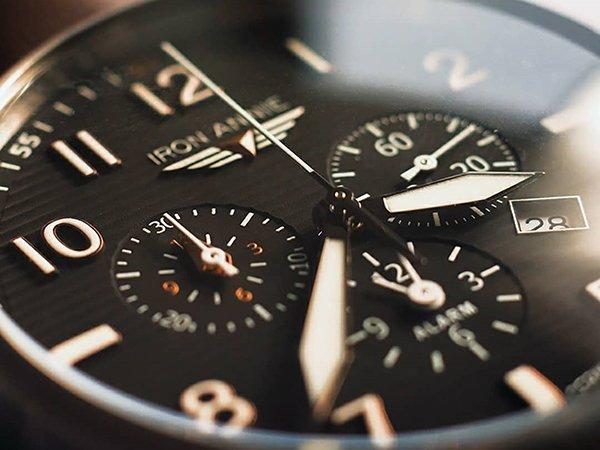 Zegarki męskie Iron Annie dla miłośników lotnictwa – i nie tylko!