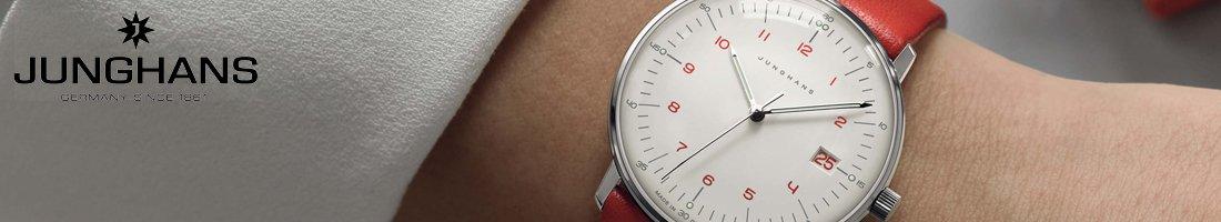 Zegarek Junghans z kolekcji Max Bill