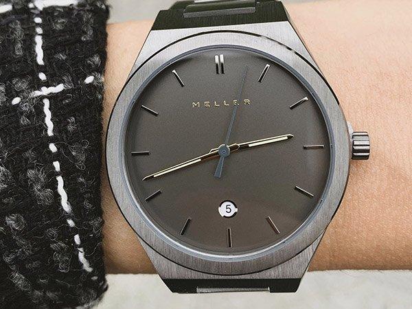 MELLER Nairobi Black Silver