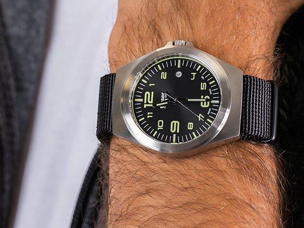 Funkcja chronografu w P59 Aurora*
